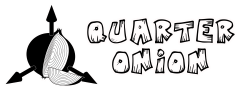 Quarter Onion Games Logo